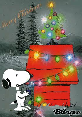 SNOOPY CHRISTMAS Picture #118968967   Blingee