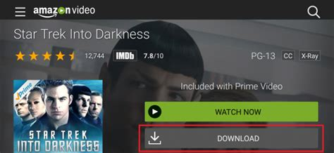 How to Download Amazon Prime Movies and TV Shows for