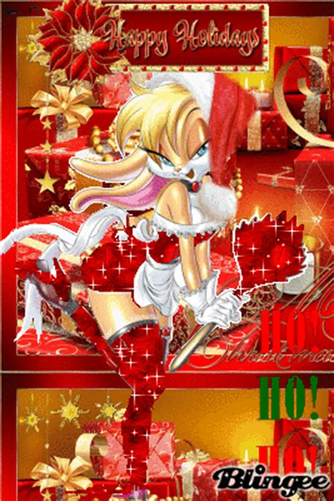 Lola Bunny Christmas Picture #103403761   Blingee