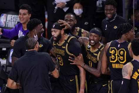 How the Lakers won the franchise's 17th NBA title