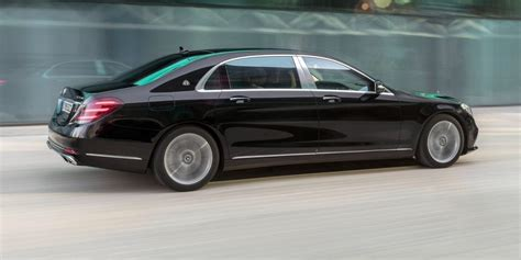 2018 Mercedes-Maybach S-Class Design, Price, Performance