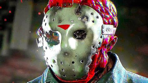 FRIDAY THE 13TH GAME ALL JASON VOORHEES KILLS Executions