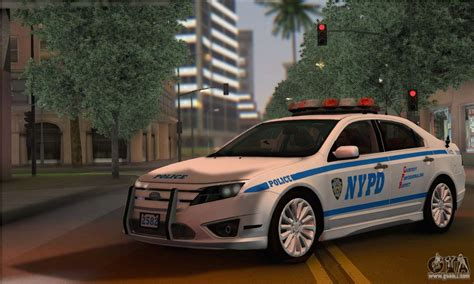 Ford Fusion NYPD v2