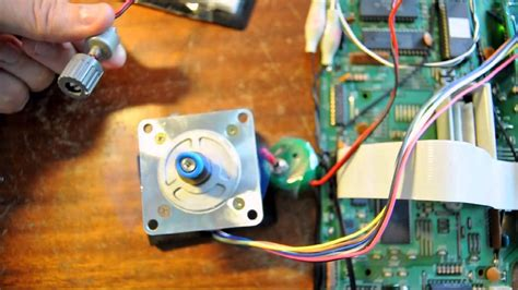 Controlling Stepper Motor speed by Arduino and