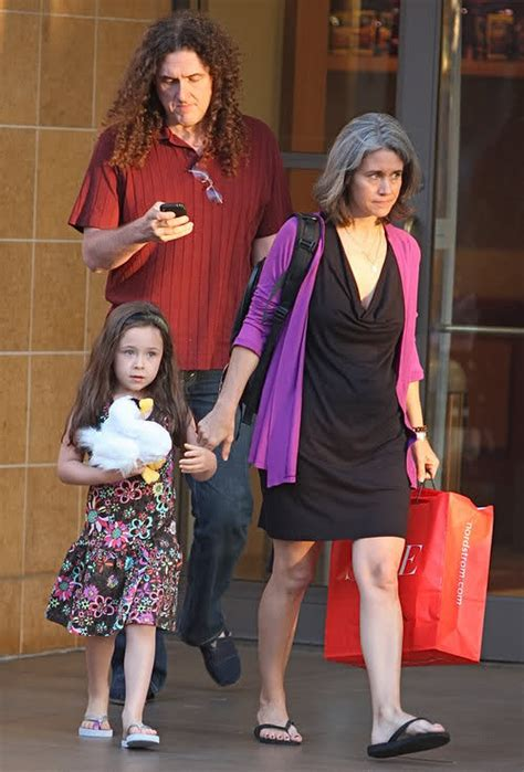 Weird Al goes shopping with his family: ohnotheydidnt