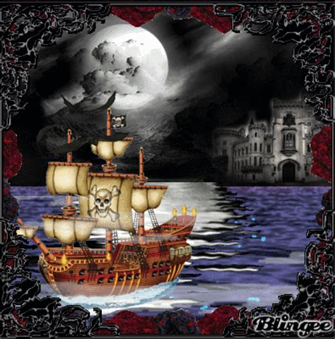 Pirate ship Picture #93844529   Blingee