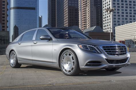 Get to Know the 2016 Mercedes-Maybach S600 in 57 New