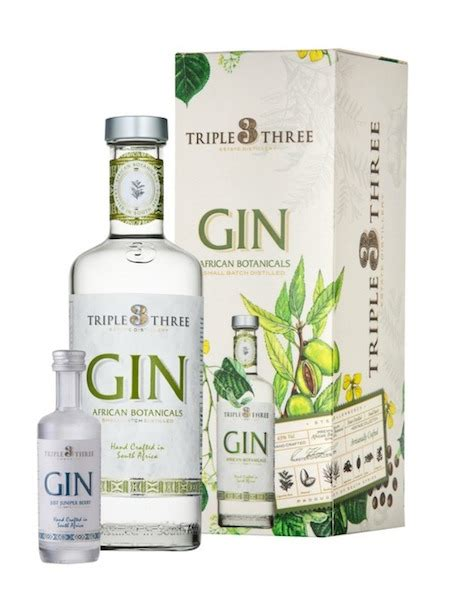 Gin Cocktail ideas for Christmas - Triple Three Estate