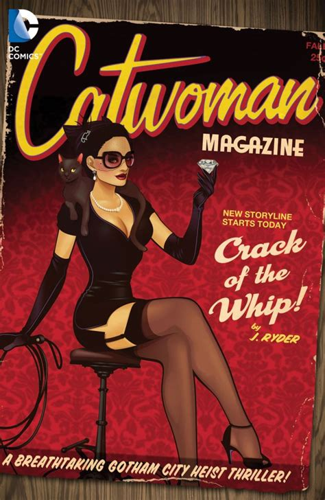 Pin-Up Superheroines Take Over DC Comic Covers This June