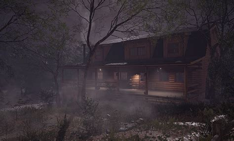 Friday the 13th Adds Its First All-New Map And More in A