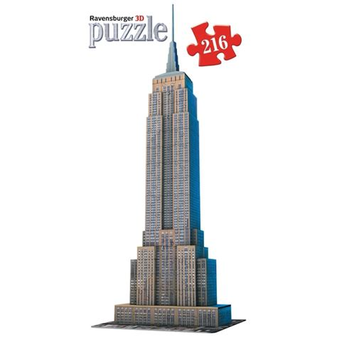 Ravensburger 3D puzzle Empire State Building New York 216