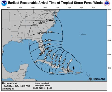 Hurricane Irma LIVE: 11am update from the National