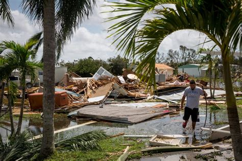 Harvey and Irma Aren't Natural Disasters