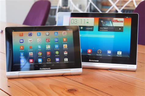 Lenovo Yoga Tablet Unveiled with Built-in Stand and