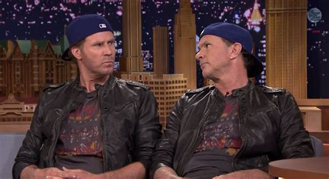 Will Ferrell & Chad Smith Announce Musical Comedy Show