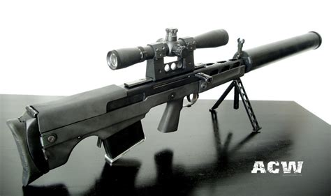 Custom Airsoft VSSK Vykhlop From ACW | Popular Airsoft