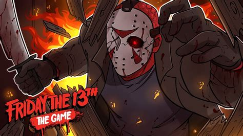 Friday the 13th: The Game | WHO'S DELIRIOUS NOW?! (w/ H2O
