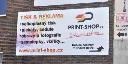 Bannery (plachty) - PRINT-SHOP
