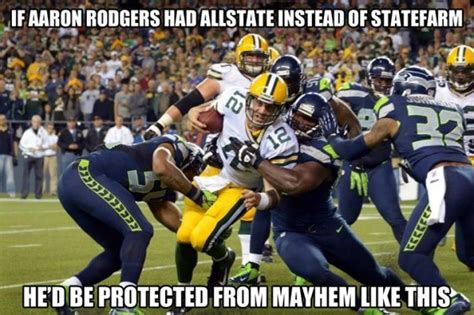 18 Best Memes of the Seattle Seahawks Beating the Green