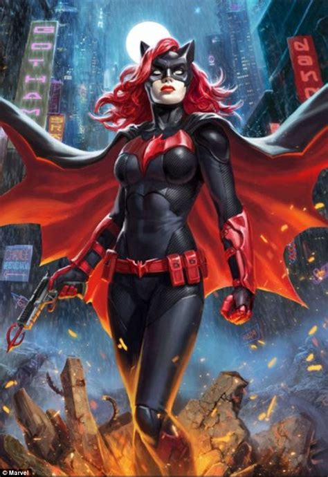 Batwoman series announced for CW and created by Greg