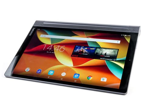 Lenovo Yoga Tab 3 Pro 10 Tablet Review - NotebookCheck